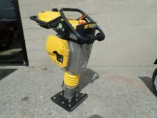 """NEW BOMAG BT60 11"""" TAMPER, 3.4 HP HONDA GAS ENGINE, 3,372 LB IMPACT,READY TO GO!"""