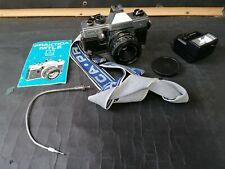 Praktica MTL5 35mm Camera with Carl Zeiss Jena Lens etc.