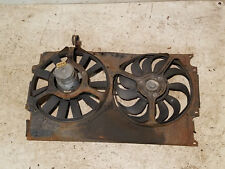 93 - 99 VW GOLF 2001 Cabrio Radiator Cooling Fan Motor Housing Shroud Assembly