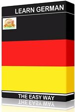 Learn German course on Audio MP3 - Complete Language Training Course INSTANT