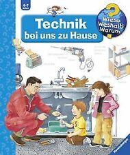 Wieso? Weshalb? Warum? 24: Technik bei uns zu Hause von ... | Buch | Zustand gut