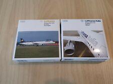 Herpa Wings 1:500 Konvolut Lufthansa Airbus