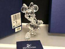 Swarovski Figur Disney Minnie Mouse Maus 11 cm. Ovp & Zertifikat. Top Zustand