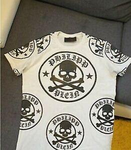 Philipp Plein T-Shirt Size M 100% Authentic