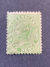 1879 Queensland Stamp ,SC#60