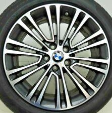 REIFEN NEU! Original BMW 5er G30 G31 Sommerräder Pirelli Doppelspeiche 634 ✰