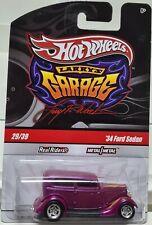 Hot Wheels 2010 - Larry's Garage 29/39 - ChaseCar mit Initialen - '34 Ford Sedan