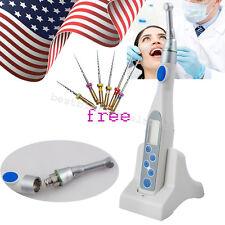 US Dental Endodontic Endo Motor Treatment 16:1 Contra Angle 10~80%RH Rotary File