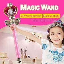Sailor Moon 20th Anniversary Musical Glow Stick Rod Magic Wand Cosplay
