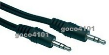 2.5mm STEREO PLUG TO 2.5mm STEREO PLUG AUDIO CABLE 1.2Metres 2.5mm CABLE LEAD