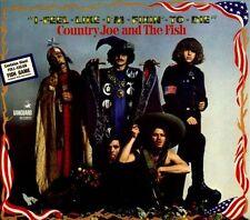 Country Joe & the Fish - I Feel Like I'm Fixin' to Die [SEALED CD] UK - Import