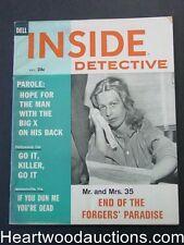 """""""Inside Detective"""" December 1960"""