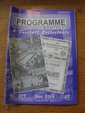 """Jun-2004 programma MENSILE & da collezione: la voce del """"programma di calcio"""" COLL"""