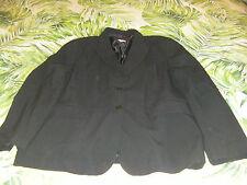 Suzanne Grae Classic Black Blazer/ Jacket (Size 18)