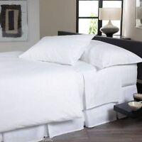 500 THREAD COUNT EGYPTIAN COTTON DUVET COVER BEDDING SET - PREMIUM QUALITY