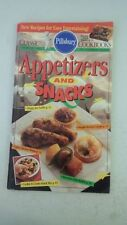 Appetizers and Snacks (Pillsbury Classic Cookbooks) Paperback – 1994 by Elaine C
