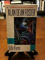 LIFE FORM by Alan Dean Foster (1ST ACE EDITION - 3RD PRINTING) LIKE NEW COND