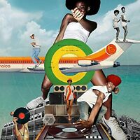 PRE ORDER: THIEVERY CORPORATION : THE TEMPLE OF I & I (LP Vinyl) sealed