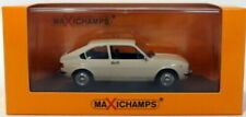Véhicules miniatures MINICHAMPS, Alfa Romeo, 1:43
