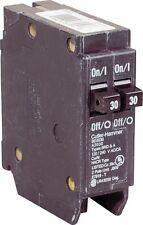 Cutler Hammer Circuit Breaker 30/30 Amp 120 V Bulk