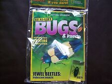 National Geographic Real-life Bugs & Insects magazine Issue 9