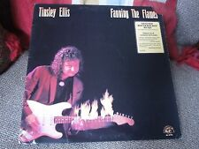 Tinsley Ellis Fanning The Flames RARE Canadian Vinyl LP