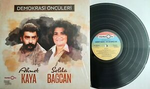 LP AHMET KAYA & SELDA BAĞCAN Demokrasi Öncüleri - Türküola EU-024- STILL SEALED