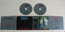 2 CD KOCH INTERNATIONAL THE MAJOR ALTERNATIVE AND A GOOD CHOICE FOR ROCK & POP
