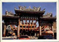TAIWAN Postkarte Postcard Lukang Tienho Temple Tempel color ungelaufen Asien