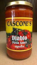 Cascone's Diablo Pasta Sauce  26OZ Jar
