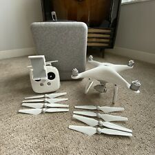 DJI Phantom 4 Standard Drone with Foam Carrying Case (NO CABLES)