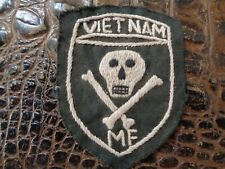Original Vietnam US Army ARVN Recon AIRBORNE MIKE FORCE Patch Macv Sog