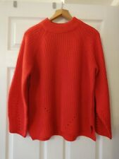 b.young Women's Red Jumper  Size L
