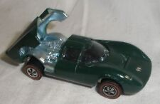 Hot Wheels Redline Lola Gt70 in green enamel Collectors Quality Condition