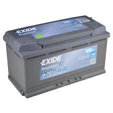 Exide Premium Carbon Boost 100Ah 900A Autobatterie EA1000 *sofort einsatzbereit*