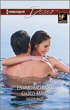 Enamorada del chico malo: (In Love with the Bad Boy) (Harlequin Deseo)-ExLibrary
