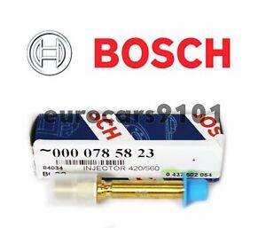 New! Mercedes-Benz 300CE Bosch Fuel Injector 0437502054 0000785823