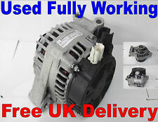 FORD FOCUS / FOCUS 2 / 1.4 1.6 PETROL 98-04 ALTERNATOR FULLY TESTED AND WORKING