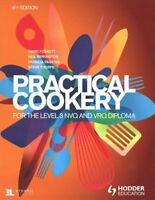 Practical Cookery for the Level 3 NVQ and VRQ Diploma, 6th edition 9781471806698