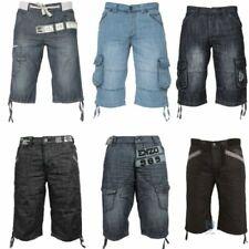 Enzo Denim Shorts for Men