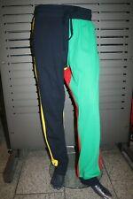 H2O Sweat Pant Harlekin mehrfarbig neu Baumwolle Vintage Sporthose