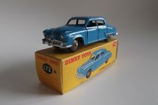 dinky toys 172 - Studebaker Land Cruiser - boxed - blue