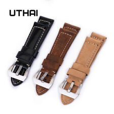 20mm 22mm 24mm 26mm Watchbands Leather Watch Band Genuine Leather Watch Strap