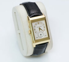 Jaeger-LeCoultre Reverso Duo Day Night 18K Yellow Gold Watch 270.1.54