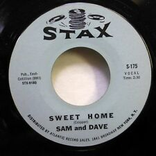 SAM and DAVE 45 Sweet Home / I Take What I Want STAX northern soul  d224