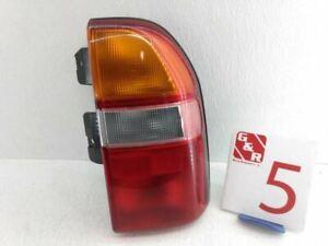 1999-2004 CHEVROLET TRACKER PASSENGER RIGHT TAILLAMP LIGHT RED CLEAR AMBER OEM
