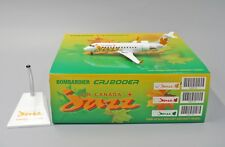 "Air Canada JAZZ CRJ-200 Reg C-GGJA ""Yellow "" JC Wings 1:200 Diecast Model LH2191"