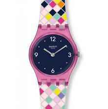 Swatch Original Lady Squarolor LP153 Neue Kollektion 2018
