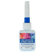 Frisk Watercolour Masking Fineliner - White Masking Fluid Pen Applicator