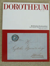 Dorotheum Stamp Auction Catalogue- May 2019